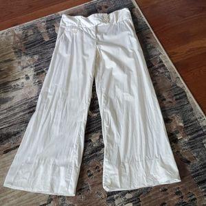 BCBG Max Azria white pants